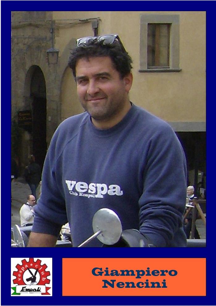 Consigliere Vespa Club Empoli