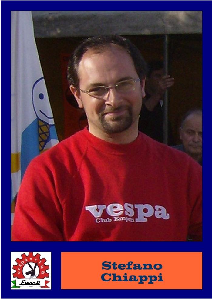 Presidente Vespa Club Empoli