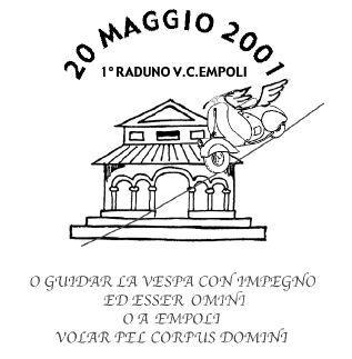 03-I° raduno Città di Empoli (20.05.2001)