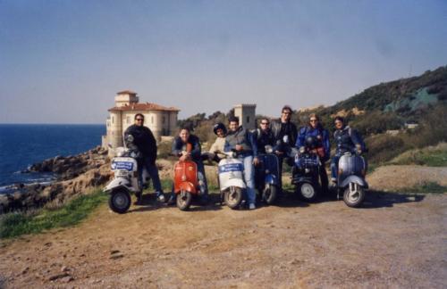 Gita a Livorno 2004