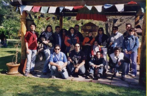 Gita a Pomaia 25.04.2004