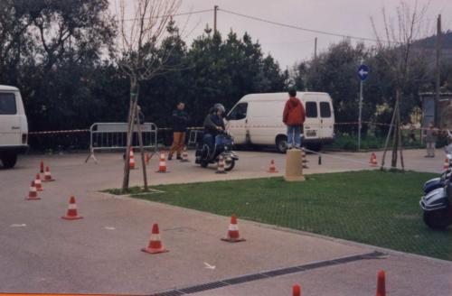 Gimkana Calci 21.03.2004