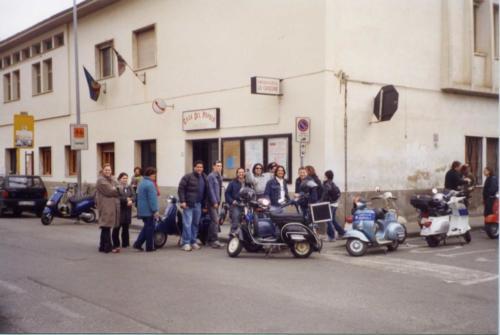 Gita Museo Piaggio 20.03.2004