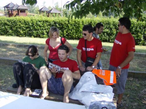 05- Gimkana Empoli (09.07.2006)