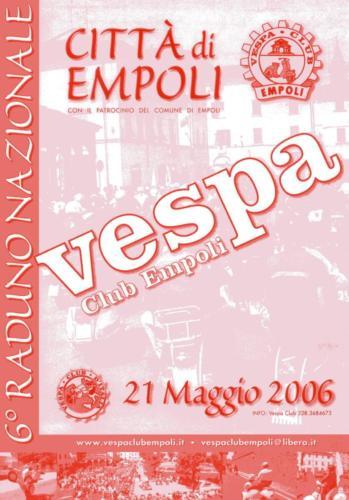 01-6° Raduno Città di Empoli (21.05.2006)
