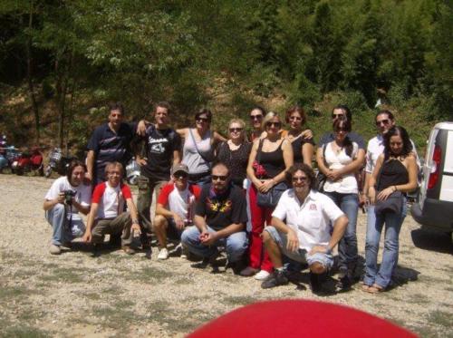 17-Raduno VC Montevarchi (31.08.2008)