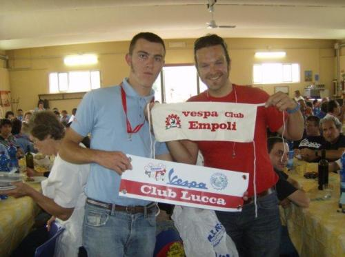 12-1° Raduno VC Lucca (21.06.2009)