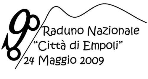08-9° Raduno Città di Empoli (24.05.2009)