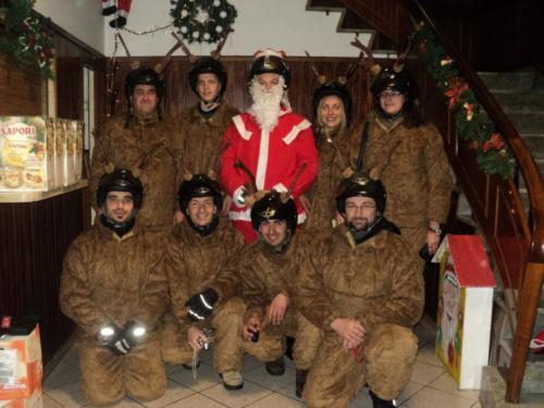 13-Babbo Natale in Vespa (24.12.2010)