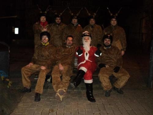 21-Babbo Natale in Vespa (24.12.2013)