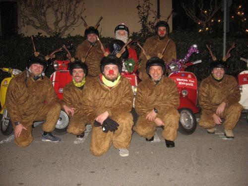 21-Babbo Natale in Vespa (24.12.2014)
